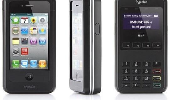 סליקת כרטיסי אשראי מהאייפון